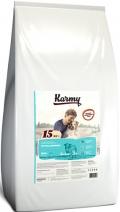 Karmy корм для взрослых собак малых пород, гипоаллергенный, ягненок 15 кг