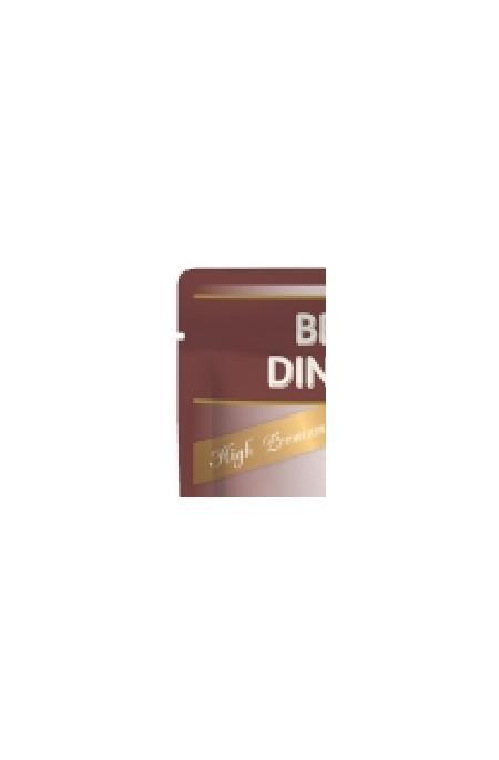 Best Dinner влажный корм для кошек всех пород, курица в желе 85 гр