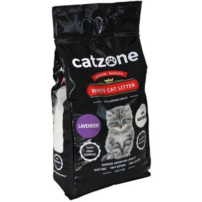 Catzone  Наполнитель Lavender (Лаванда) пакет - 10 кг CZ015, 10,000 кг