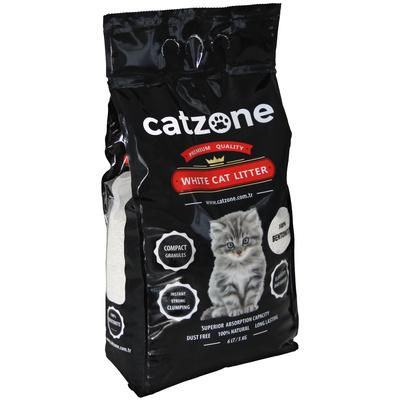 Catzone ВИА Наполнитель Compact Natural (Натуральный) - 5,2 кг CZ010, 5,200 кг