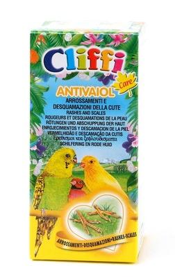 Cliffi (Италия) Лосьон для птиц От раздражений и покраснений (Antivaiol) PCOS002 //, 0,025 кг, 40382