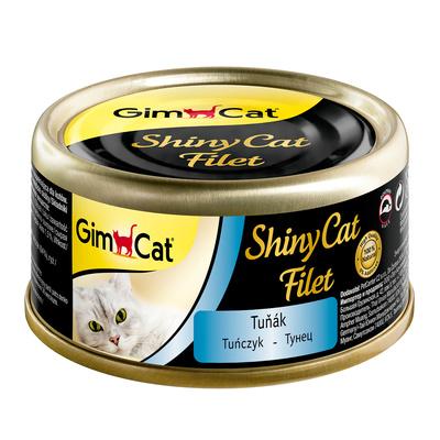 Gimcat Консервы для кошек из тунца 414966, 0,070 кг