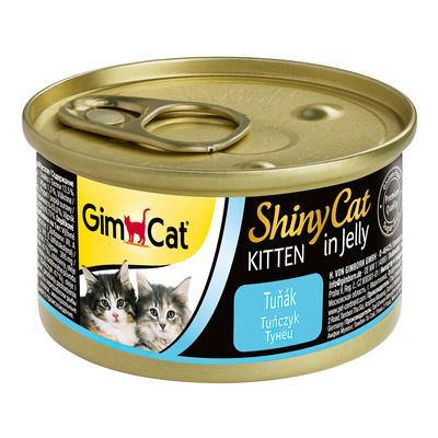 Gimcat Консервы для котят из тунца 414874, 0,070 кг