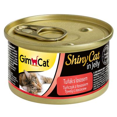 Gimcat Консервы для кошек из тунца с лососем 414904, 0,070 кг