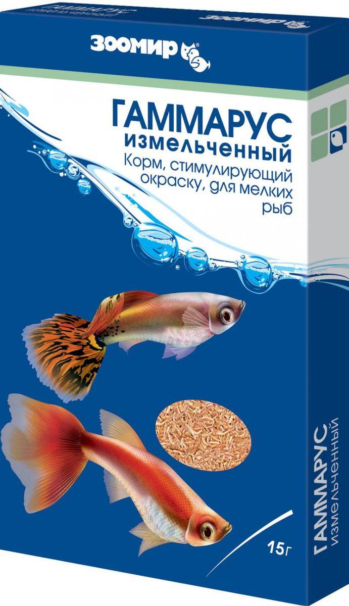 Гаммарус ВАКА основной корм для рыб 50мл (180)