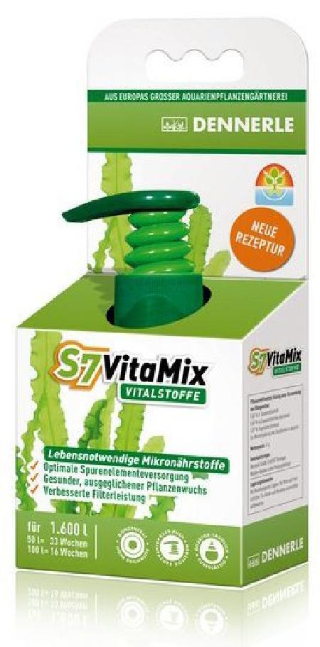 ВитаМикс ВАКА витаминизированный корм д/рыб 50мл (1/80)