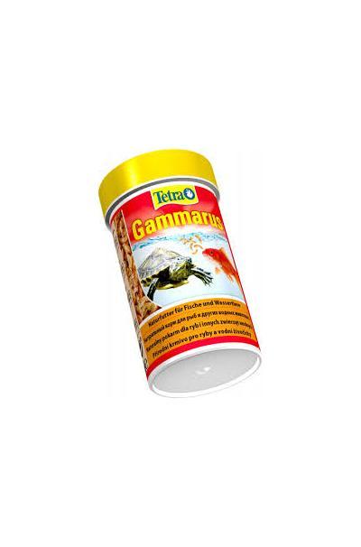 Гаммарус ВАКА основной корм для рыб 100мл, банка (1144)