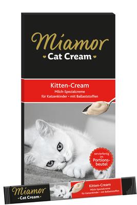 Miamor Влажный корм для котят (молочно-кремовое лакомство) 74308, 0,075 кг