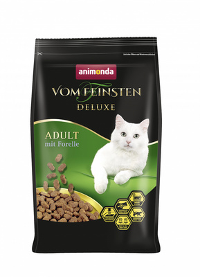 Animonda Сухой корм для взрослых кошек с форелью (VOM FEINSTEN DELUXE Adult) 001/83771, 1,750 кг