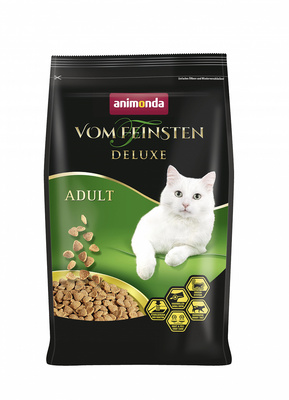 Animonda Сухой корм для взрослых кошек (VOM FEINSTEN DELUXE Adult) 001/83751, 0,250 кг