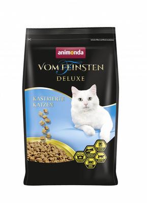 Animonda Сухой корм для кастрированных кошек (VOM FEINSTEN DELUXE Castrated) 001/83753, 0,250 кг