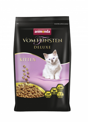 Animonda Сухой корм для котят (VOM FEINSTEN DELUXE Kitten) 001/83750, 0,250 кг