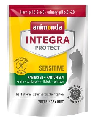Animonda Сухой корм Integra для взрослых кошек при пищевой аллергии (Sensitive) 001/86860, 0,300 кг
