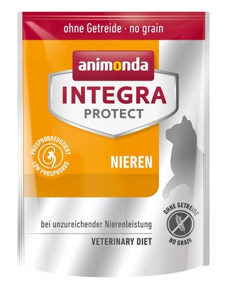 Animonda Сухой корм Integra для взрослых кошек при почечной недостаточности (Renal) 001/86813, 0,300 кг