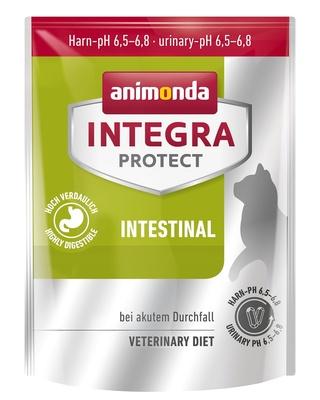 Animonda Сухой корм Integra для взрослых кошек при нарушениях пищеварения (Intestinal) 001/86876, 0,300 кг