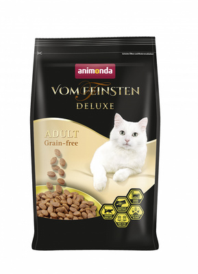Animonda Сухой беззерновой корм Grain-free для взрослых кошек (VOM FEINSTEN DELUXE) 001/83779, 1,750 кг