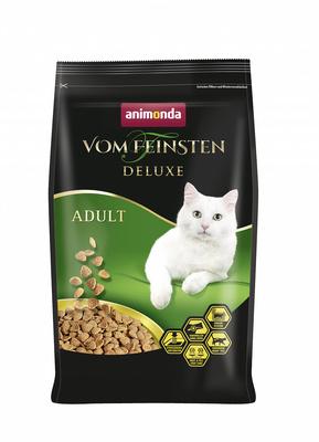 Animonda Сухой корм для взрослых кошек (VOM FEINSTEN DELUXE Adult) 001/83755, 1,750 кг