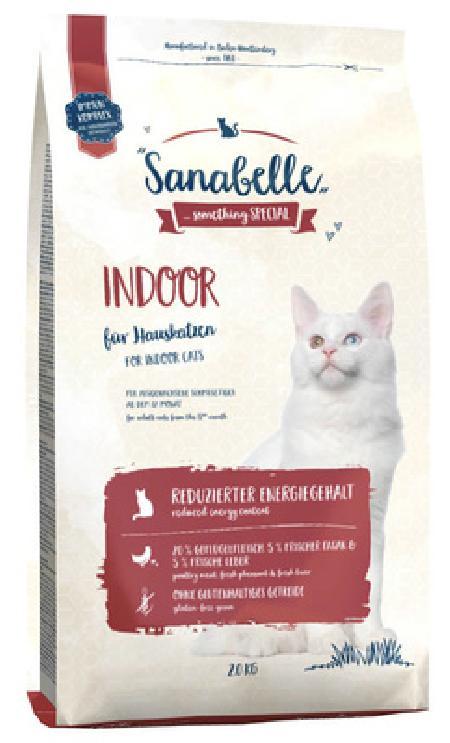Sanabelle Сухой корм для домашних кошек Indoor 8340002, 2,000 кг