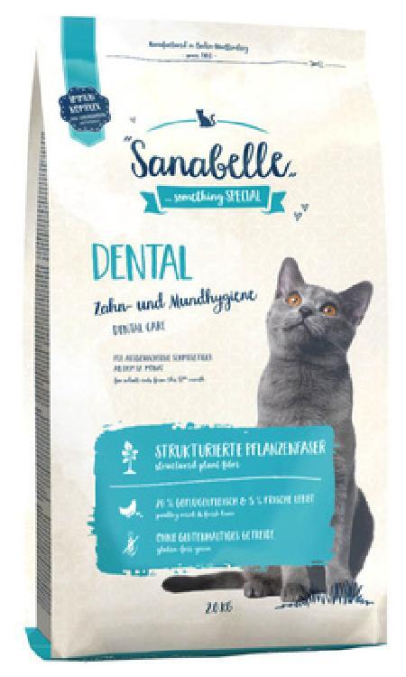 Sanabelle Сухой корм для кошек, здоровье зубов и дёсен Dental 8344002, 2,000 кг