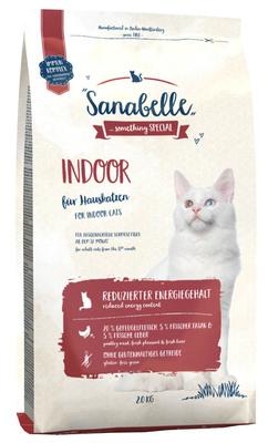 Sanabelle Сухой корм для домашних кошек Indoor 83400010, 10,000 кг