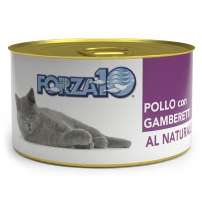 Forza10 Влажный корм для кошек курица с креветками 425475, 0,075 кг