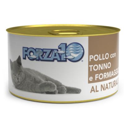 Forza10 Влажный корм для кошек курица с тунцом и сыром 425175, 0,075 кг