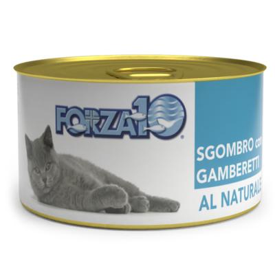 Forza10 Влажный корм для кошек скумбрия с креветками 425076, 0,075 кг