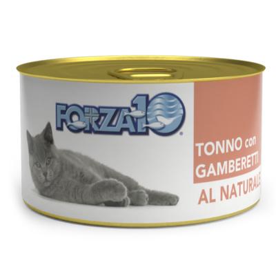 Forza10 Влажный корм для кошек тунец и креветки 425276, 0,075 кг