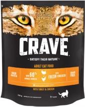 **Crave 14991 сух.для кошек Курица/Индейка 750г, 100810