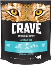 **Crave 14977 сух.для кошек Лосось/Рыба 750г, 100809