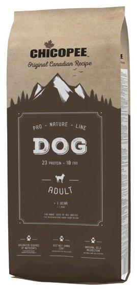 Chicopee корм для взрослых собак всех пород 20 кг