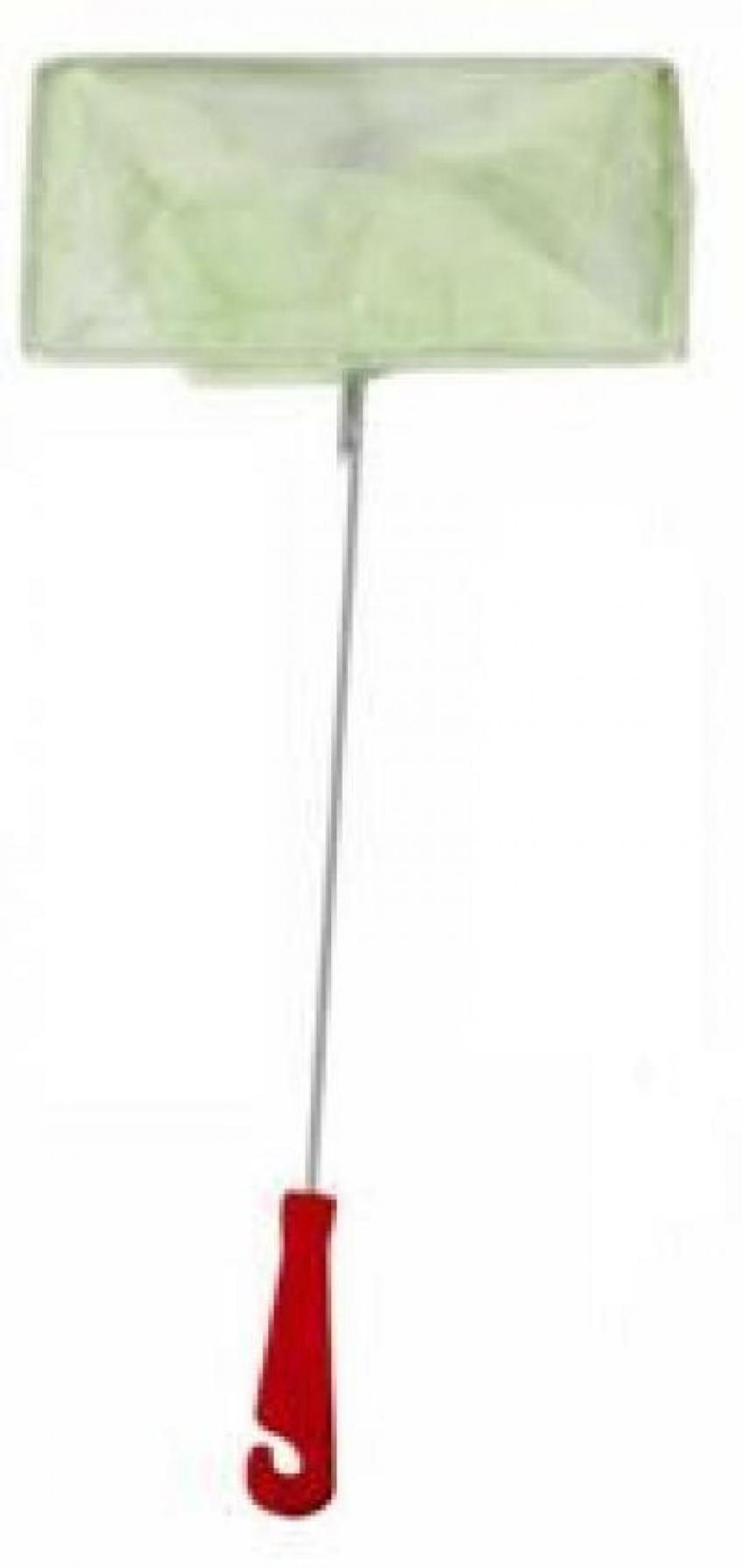 Redplastic Сачок аквариумный 13/16 см (металл) пластиковая ручка, RP7063