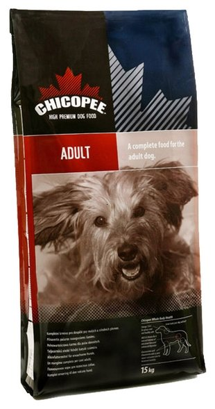 Chicopee корм для взрослых собак всех пород, курица и рисом 2 кг