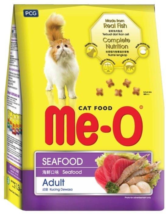 Ме-О 01039 Adult сух.д/кошек Морепродукты 200г, 82247