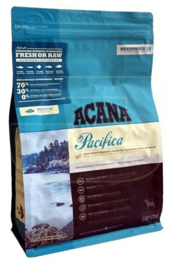 Acana Classics корм для взрослых собак всех пород, рыба 2 кг