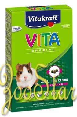 Benelux корма Корм для морских свинок с Витамином С Премиум (Primus cavie + vit c. Premium) 32513 (PRIMUS CAVIA 750G) 32513.., 0,750 кг
