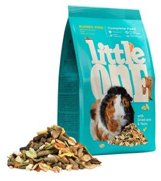 Cliffi (Италия) Комплексный корм для мелких домашних грызунов (морские свинки, шиншиллы, дегу, луговые собачки) (Compound food for small pet rodents) PCRA027, 0,900 кг