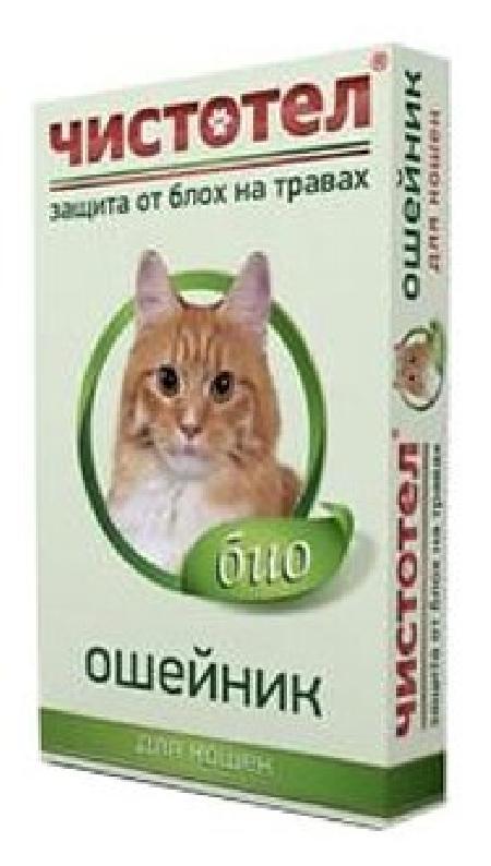 Чистотел C505 БиоОшейник д/кошек от блох 35см, 45326, 3500100553