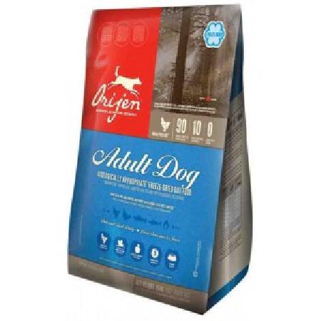 Orijen корм для взрослых собак всех пород, сублимированный, цыпленок 450 гр