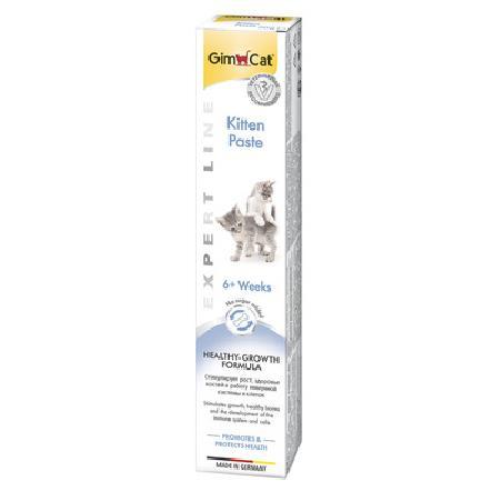 Gimcat паста для котят, для поддержания здоровья 50 гр