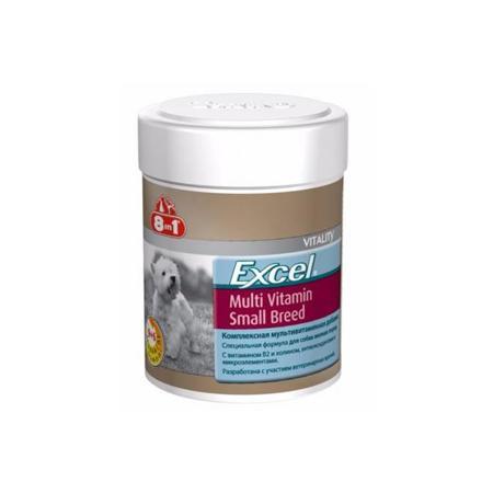 8 in 1 мультивитамины для взрослых собак малых пород 70 таблеток