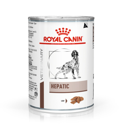 Royal Canin вет. паучи ВИА RC Консервы для собак при заболеваниях печени и пироплазмозе (Hepatic canin) 40220020A0, 0,200 кг, 37766, 1600100394