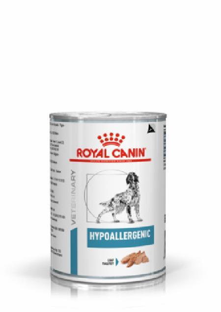 Royal Canin вет. паучи RC Консервы для собак с пищевой аллергией с острой непереносимостью (Hypoallegenic canin can) 40840020A0, 0,200 кг, 37764, 2500100394