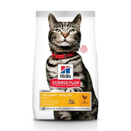 Hill s Science Plan ВИА см 37804 Для кастрированных котов и кошек, поддержание здоровья мочевыводящих путей (Urinary Health Sterilised) 10233R, 8 кг, 34603
