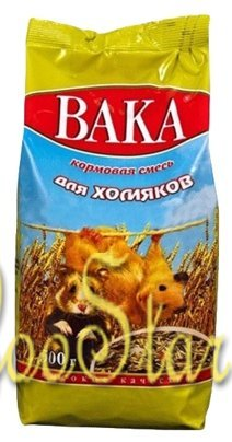 Вака ВК Корм дхомяков 500г, 4100100479