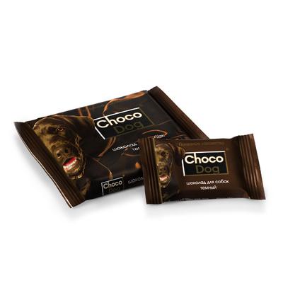 шоколад длЯ собак темный 15 гр