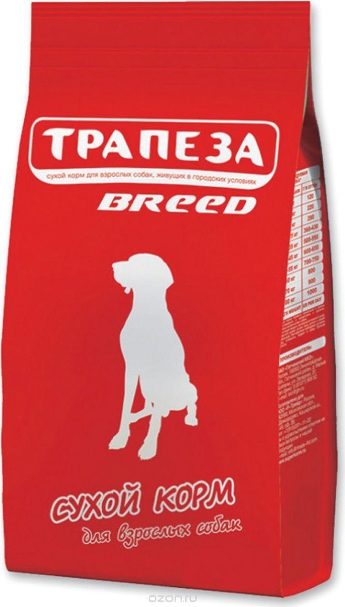 Трапеза Breed сух.длЯ собак обак 18кг