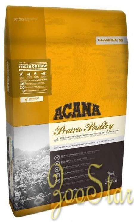 Acana Classics корм для взрослых собак всех пород, беззерновой, цыпленок 11,4 кг