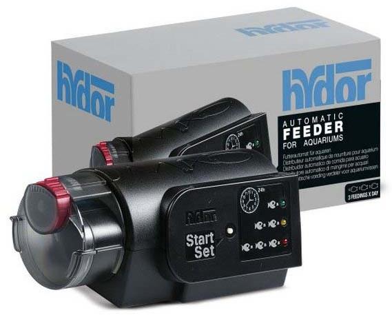 Hydor EKOMIXO автокормушка без дисплея на 1-3 кормления в день, M01200