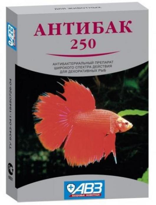 средство дводы Антибак-250 6 т